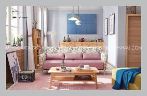 Nhiều người vẫn lầm tưởng rằng kê sofa giường nhập khẩu ở không gian trống trong phòng là được rồi, đây là một sai lầm vì đã không tuân thủ theo những quy tắc trong phong thủy phòng khách