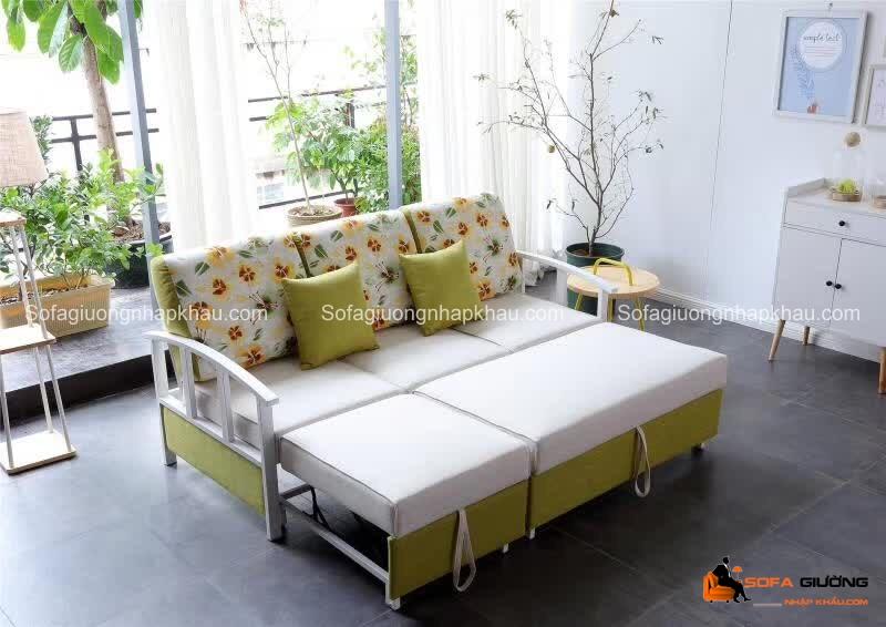 Nội thất nhập khẩu Funika phân phối chính hãng những mẫu sofa giường hiện đại đầy tiện ích
