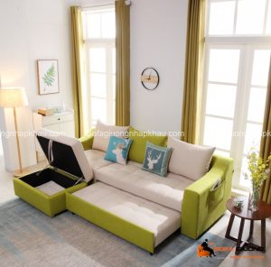 Có nên lựa chọn ghế sofa giường cho phòng khách?