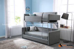 Chỉ với một vài thao tác, bạn đã có chiếc giường tầng vững chãi và an toàn để sử dụng