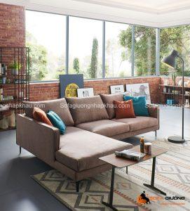 Sofa phòng khách không thể thiếu những phụ kiện đi kèm để thêm phần nổi bật