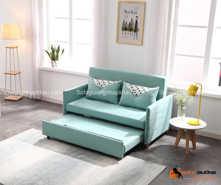 Những chiếc sofa giường nhỏ gọn như thế này chính là xu hướng mới