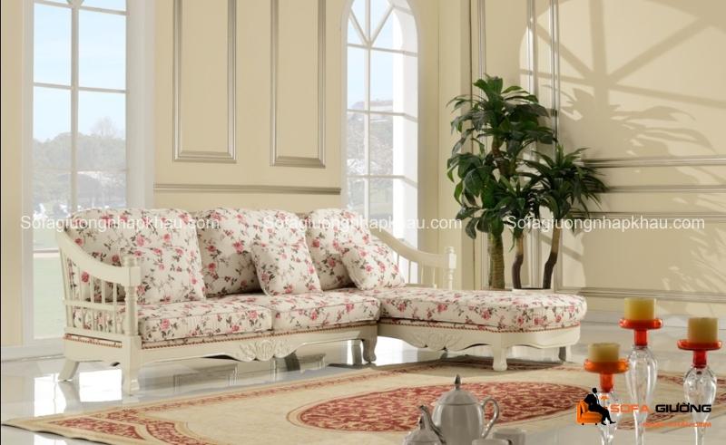 Màu sắc sofa giường nhã nhặn cho không gian thoáng mát