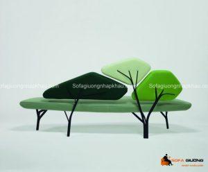 Được lấy cảm hứng từ rừng cây chăng?
