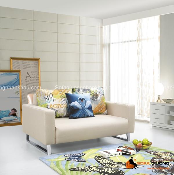 Ghế sofa phòng khách với màu trang nhã, sáng sủa sẽ mang lại vẻ đẹp hiện đại và nhẹ nhàng cho không gian