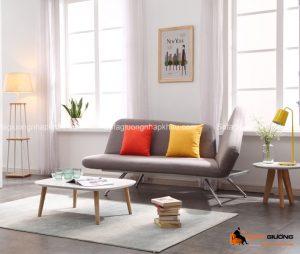 Sofa giường thích hợp làm sofa phòng khách